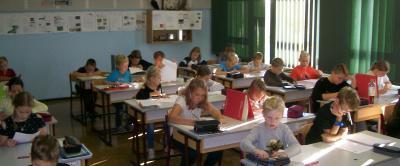 Foto zur Meldung: Schulstufe der 58. Mathematikolympiade