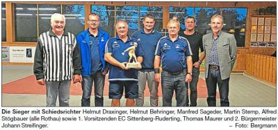 Vorschaubild zur Meldung: Rothau siegt bei Oberland-Cup