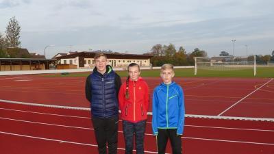 Vorschaubild zur Meldung: Bezirk Niederbayern lud zur Talentiade der Leichtathletik ein