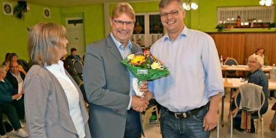 Foto zur Meldung: Axel Herrmann ist neuer Ortsvorsteher