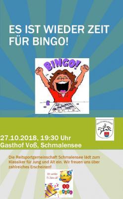 Foto zur Meldung: Es ist wieder Zeit für Bingo!