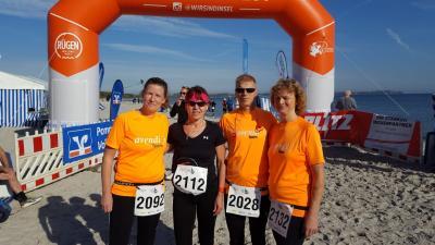 Diana, Birgit, Matthias und Marlies