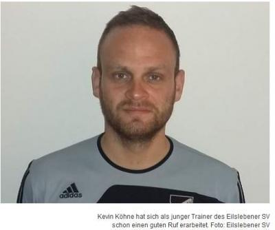 Trainer Kevin Köhne
