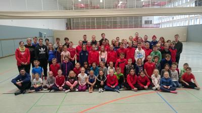 Foto zur Meldung: Schwimmen Trainingslager Rabenberg