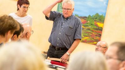 Vorschaubild zur Meldung: Erster Senioren Stammtisch in Leezen