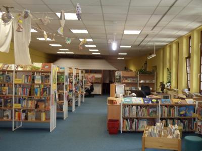 Vorschaubild zur Meldung: ACHTUNG!!! Die Kinderbibliothek bleibt vom 9. - 16. November geschlossen!