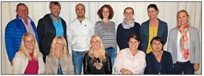 Foto zur Meldung: Elternbeirat der Rudertinger Grundschule gewählt
