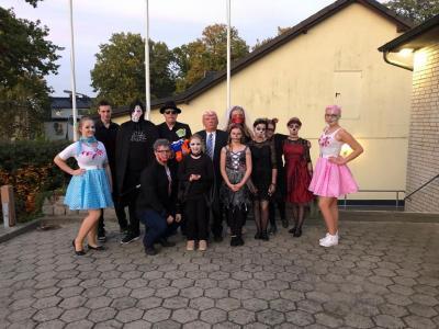 Foto zur Meldung: Jugend Halloween