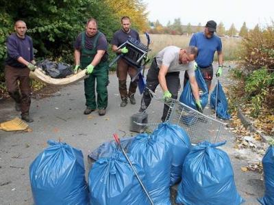 Vorschaubild zur Meldung: Eilsleber Bauhof kämpft mit Müllproblem