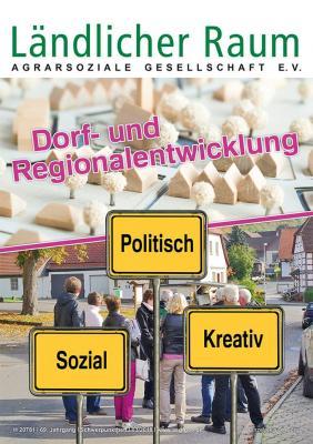 Foto zur Meldung: Dorf- und Regionalentwicklung: politisch – sozial – kreativ