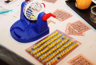 Foto zur Meldung: Nicht vergessen: Bingo am 27. Oktober