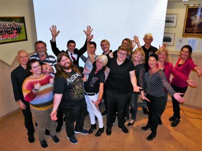Foto zur Meldung: Vorstandschaft neu gewählt