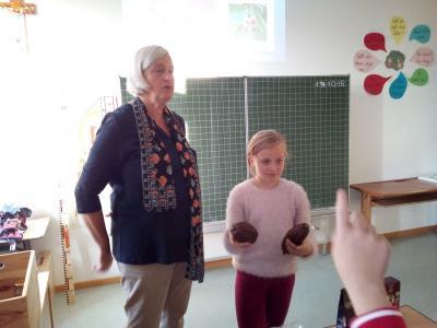 Foto zur Meldung: Woche der Gesundheit und Nachhaltigkeit an der GS Prackenbach