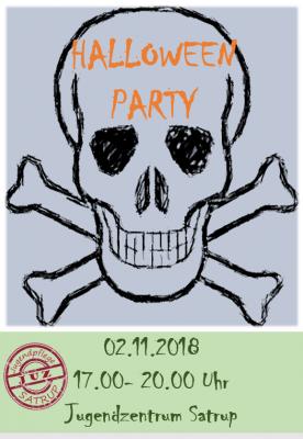 Vorschaubild zur Meldung: Halloween Party