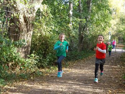 Laufen macht Spaß!