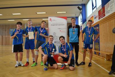 Foto zur Meldung: Kreisfinale JT Handball WK II in Lübbenau
