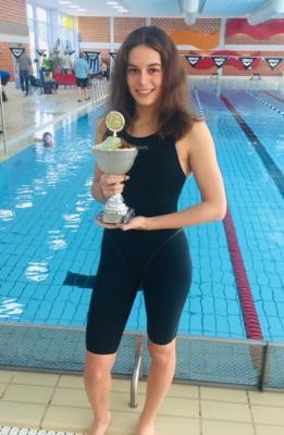 Vorschaubild zur Meldung: Franziska Weihrauch gewinnt Sprintpokalwertung