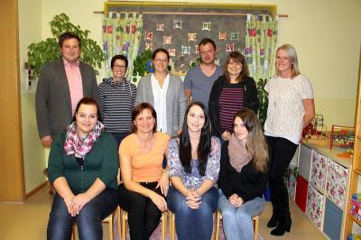 Foto zur Meldung: Der Kindergarten St. Johannes hat jetzt 9 Elternbeiräte