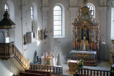 Foto zur Meldung: 20 Jahre Kirchenorgel zum Kirchweihsonntag feierlich am 21. Oktober 2018 begangen.
