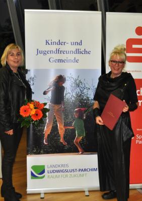Groß Laasch - Susanne Liedtke - Andrea Weinke-Lau - Kinder- und Jugendfreundliche Gemeinde