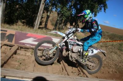 Maximilian Wills kam am zweiten Tag gut in Form und belegte den 4.Platz