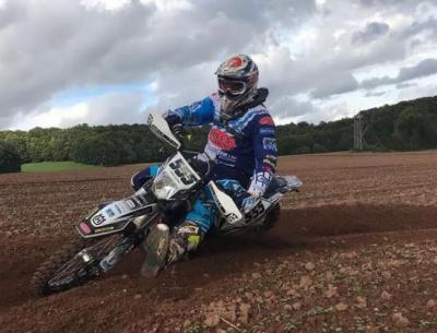 Julian Larbig mit starker Leistung in einem gut besetzten Fahrerfeld
