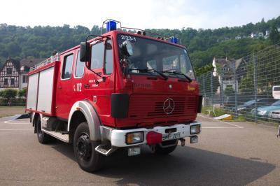 Vorschaubild zur Meldung: Feuerwehrfahrzeug wird verkauft