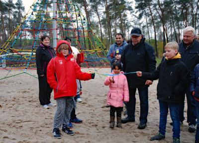 Foto zu Meldung: Rückersdorf investiert in das Wohl der Kinder