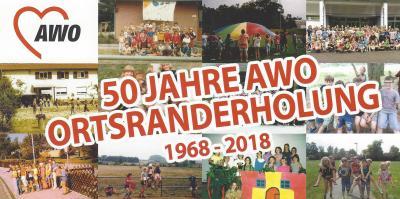 Vorschaubild zur Meldung: 50 Jahre Ortsranderholung der AWO Waghäusel