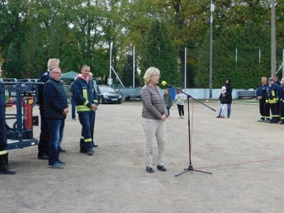 Vorschaubild zur Meldung: 1.Flutlichtpokal Feuerwehr in der Stadt Seeland