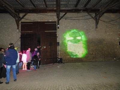 Vorschaubild zur Meldung: Halloweenspektakel im OT Gatersleben