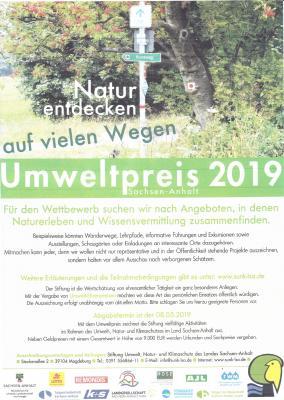 Umweltpreis 2019