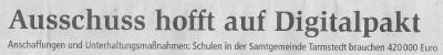 Zevener Zeitung 03.11.2018