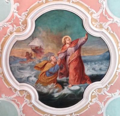 Foto zur Meldung: Dem Hl. Petrus auf der Spur -