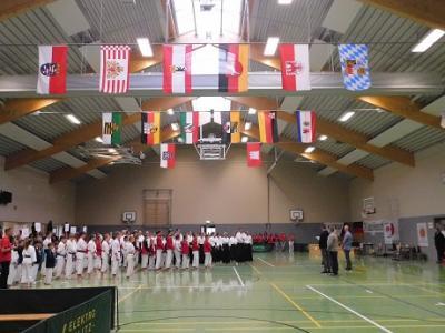 Vorschaubild zur Meldung: Deutsche Meisterschaften im traditionellen Karate