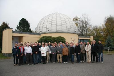 Gruppenfoto der Teilnehmer