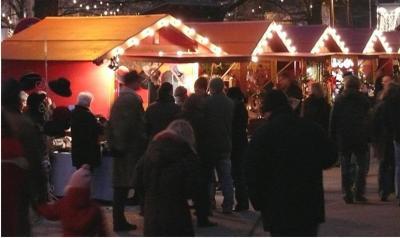 Einladung zum Weihnachtsmarkt in Göhlen