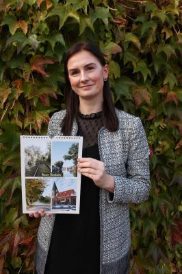 Foto zu Meldung: Neukalener Kalender begleitet auch in Neuseeland durch das Jahr 2019