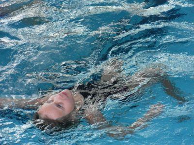 Foto zur Meldung: Schwimmen Klasse 3