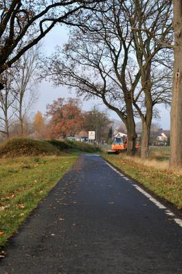 Foto zur Meldung: B5: Erneuerung der Radwege zwischen Pessin und Lietzow - Information zum Bauvorhaben