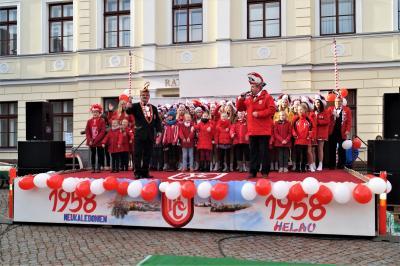 Foto zur Meldung: 61.Carnevalssaison 2018/2019