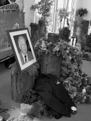 Foto zur Meldung: Nachruf auf unseren Kameraden Josef Tüschen