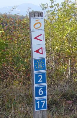 Vorschaubild zur Meldung: Markierungen der Wanderweg aktualisiert