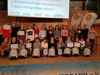 Foto zur Meldung: D-Kader Berufung des Thüringer Skiverbandes