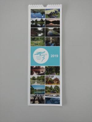 Vorschaubild zur Meldung: Kalender 2019 mit Motiven des Friedrich-Wilhelm-Kanals