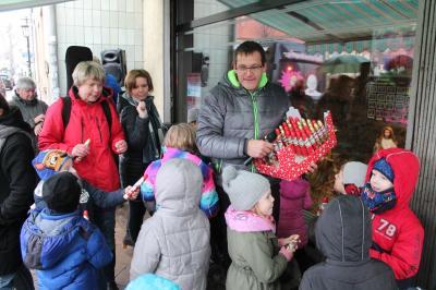 Foto zu Meldung: Das wird eine Freude: Malchiner Adventskalender bietet wieder 24 Überraschungen in der Weihnachtszeit