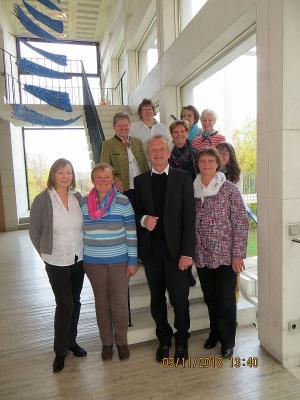 Foto zur Meldung: Jahreshauptversammlung der Diözesan-Arbeitsgemeinschaft des Frauen- und Müttervereins Neuwahlen
