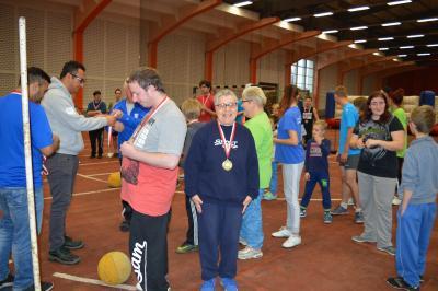Foto zur Meldung: 19. Kreissportfest für Menschen mit Behinderung