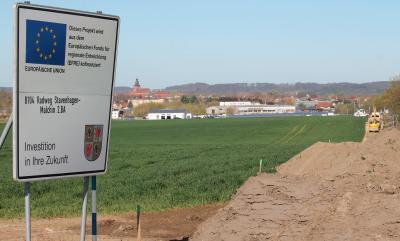 Vorschaubild zur Meldung: Gute Nachricht für alle Radler: Radweg zwischen Malchin und Stavenhagen wird 2019 zu Ende gebaut