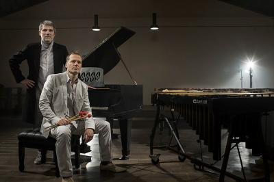 Vorschaubild zur Meldung: Konzert des Duos PIANO MEETS VIBES